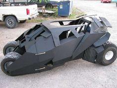 Bat-mobile Go-Kart