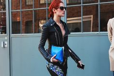 taylor tomasi hill | leather