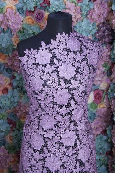 Hey, I found this really awesome Etsy listing at https://www.etsy.com/listing/268366954/gf03-dark-lavender-guipure-frech-bridal