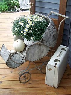 if only I still had the old baby pram....