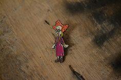 Rugrats: Didi Pickles Vintage Lapel Pin