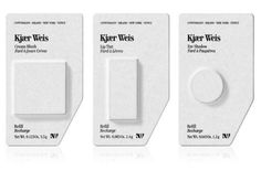 Marc Atlan / Kjaer Weis / Packaging / 2010