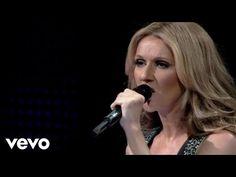 Celine Dion - Alone (in tears, very emotional) - YouTube
