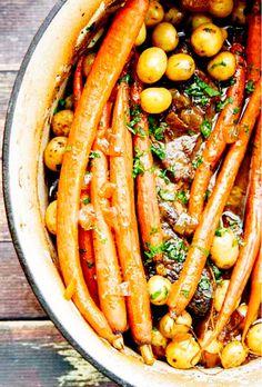 Pot Roast recipe via The Wicked Noodle