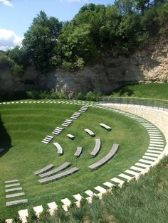 théâtre de verdure Grâne Drôme