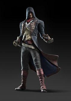 best Assassins Creed Unity Arno Dorian images on All Assassin's Creed Games, Best Assassin's Creed, Arno Dorian, Assassins Creed Unity, Batman, Darth Vader, Superhero, Stylish, Bugs