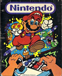 Super Mario Portfolio