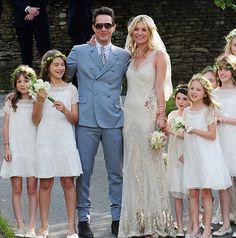 Kate Moss casamento | Millenium Festas