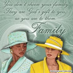 Free African American Quotes with pictures | African American Family Gods Gift Picture Image Graphic: