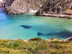 Cala Domestica, acque cristalline- Iglesias - Buggerru
