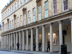Bath, England. Uk Location, Somerset, Wales, Entrance, England, Bath, Architecture, World, People
