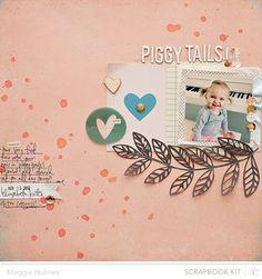 Piggy Tails > Maggie Holmes Studio Calico Oct Kits by maggie holmes at @Studio_Calico