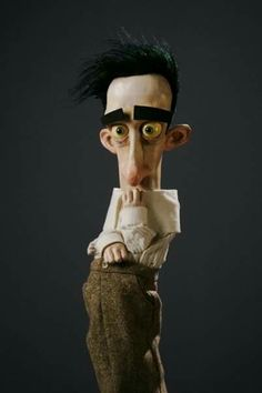 """Omar Soot "" by Puppet Heap"