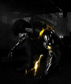 Deus Ex Universe, Darth Vader, Fictional Characters, Fantasy Characters