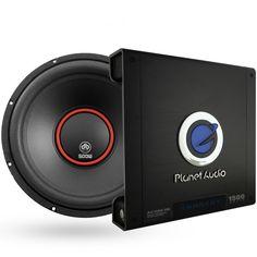Paquete DB Drive K012S4 + Planet Audio AC1500.1M