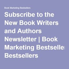 Get New Book Marketing Tips — Click on the green button above if you would like to get new book marketing tips every day of the year.  Discover New Marketing Programs — Plus early notifications on new Internet marketing, video marketing, mobile marketing, PR opportunities, and book marketing programs and services.  Get Free Book Marketing Offers — Plus many free book marketing and book publishing offers as they become available.  Get Discounts on Book Marketing — Plus discounts on my book…