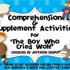 Are you teaching a unit on The Boy Who Cried Wolf and would love a pack of comprehension  supplemental activities that would support a rich ...