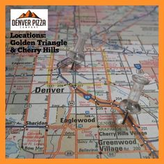 Two locations, Cherry Hills at Hampden and Dahlia and in the Golden Triangle, in Downtown Denver.