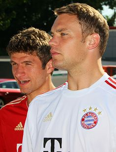 Muller / Neuer