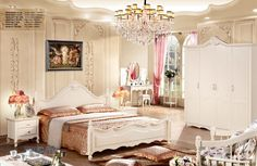 Fancy Bedroom Sets Pleasing Solid Wood King Size Bedroom Set  Cosas Para El Hogar  Pinterest Inspiration Design
