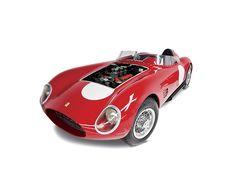Una cena y bebidas en compañía de autos clásicos o hechos a la medida suena como una gran experiencia en el Motor Museum de Londres.