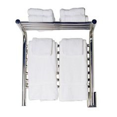 Amba Jeeves Model M Straight Bar Towel Warmer - Towel Warmers - Bathroom Bathroom Towels, Bathroom Shelves, Bathroom Ideas, Bath Ideas, Bathroom Fixtures, Master Bathroom, Bathrooms, Towel Warmer, Tiles Online