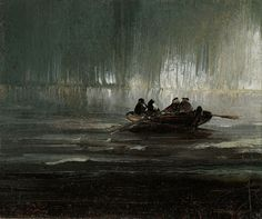 File:Peder Balke - Nordlys over fire menn i robåt - Google Art Project.jpg