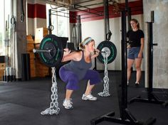 Pregnant Crossfit very motivating