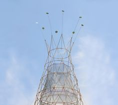 Warka Water Inc. (deleted) is raising funds for Warka Water: Each drop counts on Kickstarter! Warka Water captures potable water from the air by collecting rain, harvesting fog and dew for rural communities in Ethiopia. Warka Water, Drop, Projects, Beirut, Solar, Punk, Architecture, Detail, Drinking Water