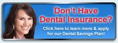 We Do Our Best to Make it Easy for You to Get the Beautiful Smile You Deserve!  We accept cash, personal checks, and most major credit cards. We also offer prepayment and senior discounts. Our office accepts nearly all major insurance plans. Even though dental insurance is a private arrangement between you and your company, we will file your claim, handle all the paperwork, and help you get maximum insurance benefits