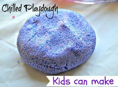 new playdough recipe