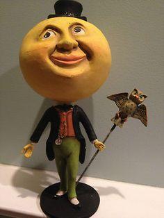 Bethany Lowe - Halloween - Mr. Moon Man - NEW FALL 2013