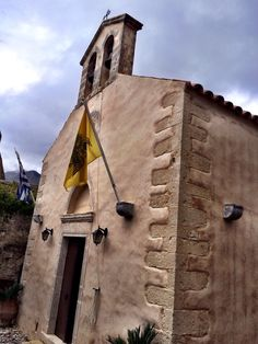 Old Preveli Monastery