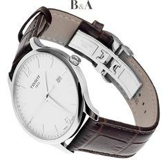 Zegarek Tissot Tradition Lady T063.210.16.037.00 w Zegarki damskie - Sklep B&A - Atrakcyjna cena, opinie