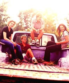 Dawson's Creek. One of my favorite shows.