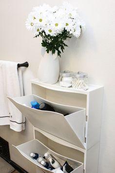 BrightNest | An Organization Powerhouse: storage using IKEA Trones- comes in 3 pks