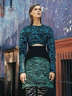 Estampado Histórico (Vogue Mexico)