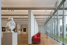 Gallery of Kimbell Art Museum Expansion / Renzo Piano Building Workshop - 34