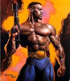 black+superheroes   Superhero Dept.: World of Black Heroes
