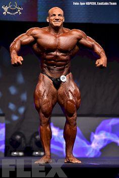 Mamdouh Elssbiay - Bodybuilding - 2015 EVLS Prague Pro