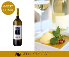 AMANTIS WHITE 2011 http://www.thirsty-cat.com/product/amantis-white-2011  For only 14,12 € ! Get yours now :)