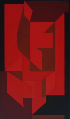 'Nives II' (1949–58) by Victor Vasarely
