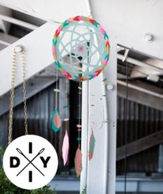I DIY: A Dope Dream Catcher You Can Make At Home!
