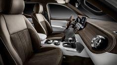 Mercedes Benz Concept X Class 2016