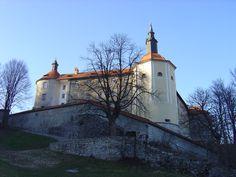 Skofja Loka Castle #SkofjaLoka #SkofjaLokaCastle  #Gorenjska #Slovenia #placestovisit #travel #thingstodo #MagicalPlace #castle #daytrip