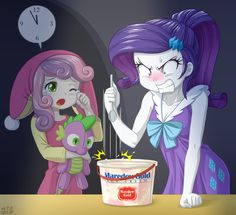 Bucket Ice Cream Challenge by uotapo on DeviantArt