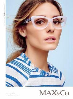 Olivia Palermo In Max & Co Campaign (THE OLIVIA PALERMO LOOKBOOK)