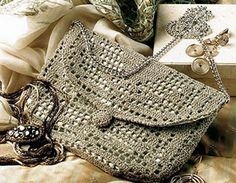 crochet purses for baby and mum, more ideas - crafts ideas - crafts for kids