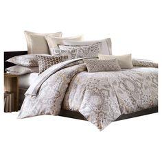 4-Piece Ophelia Cotton Comforter Set