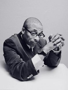 Spike Lee by Christopher Anderson for New York Magazine...